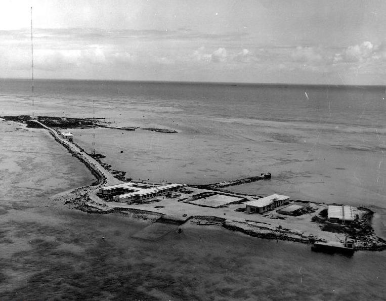 Loran Station Johnston Island